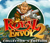 time management games strategy games software city builders  Royal Envoy 2 Collectors Edition